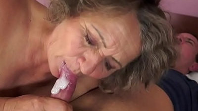chubby   granny   oral sex