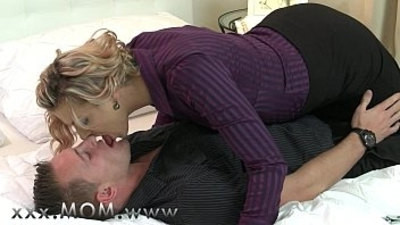 milf   mom   seduced