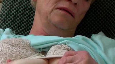 dildo  granny  horny girls  masturbating  old and young  young