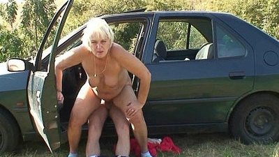 banged  granny  old and young