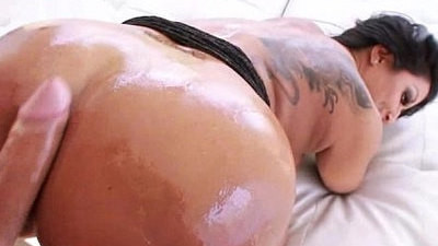 ass drilling  butt  horny girls  nailed  oiled body  wet pussy