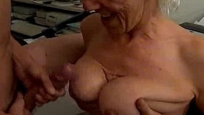 aggressive   big cock   mom   old and young
