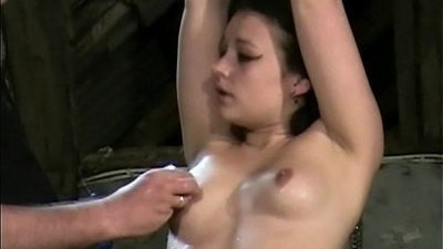 horny girls  slave  spanking  tits  young