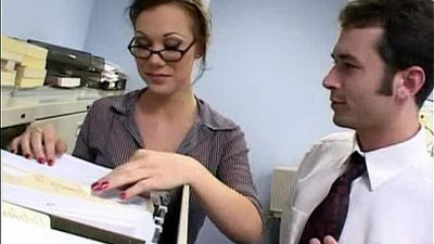 babe  cocks  fucking  office  pussy
