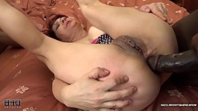 black   cocks   fucking   granny   hardcore   interracial   old and young   woman