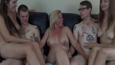 asian  daughter  mom  mother  old and young  scenes  son  young