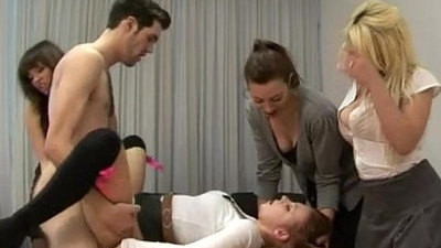 amateur  cfnm  chick  forced  fucking