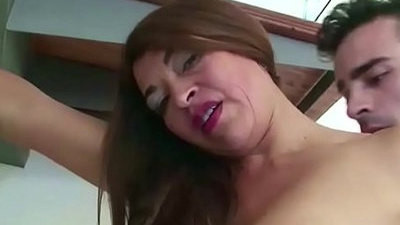 caught   family   fucking   masturbating   mother   seduced   young