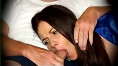 blowjob   couch   forced   mom   sleeping