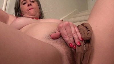 ass drilling   fingering   granny   naughty