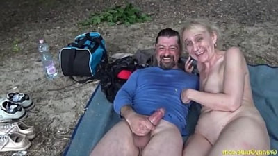 brutal  mom  old and young  outdoor