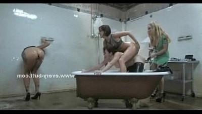 ass drilling   drilled   threesome