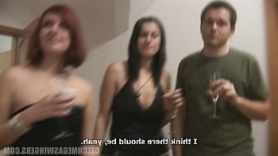 amateur   czech   orgy   party   swingers