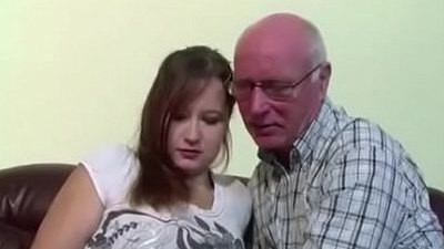 fucking   german   grandpa   old and young   seduced